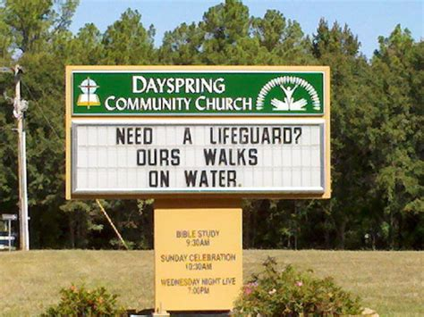 Funny Church Signs  43 Hilariously Offensive Church Signs
