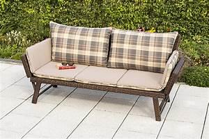 Kissen Für Sitzbank : merxx schlafbank venezia inkl kissen gartenbank sofa rattanbank sitzbank ebay ~ Markanthonyermac.com Haus und Dekorationen