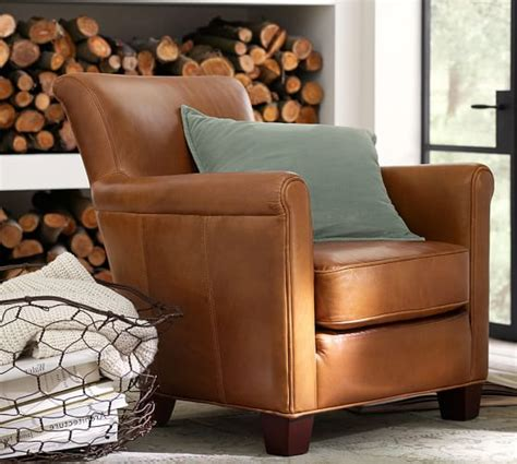 pottery barn warehouse clearance sale 60 leather