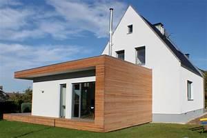 Holzanbau Am Haus : um und anbau eines 50er jahre siedlungshauses in paderborn ~ Markanthonyermac.com Haus und Dekorationen