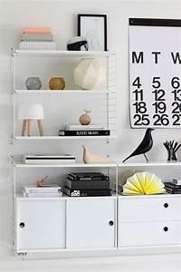 String Regal Ikea : 154 best string regal images on pinterest child room desks and interior ~ Markanthonyermac.com Haus und Dekorationen
