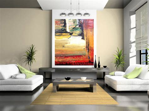 home decor ideals contemporary paintings