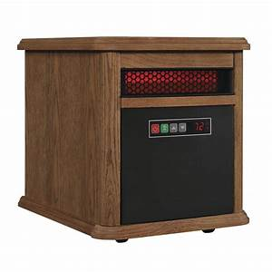 Duraflame 1500-Watt 6-Element Infrared Quartz Electric ...