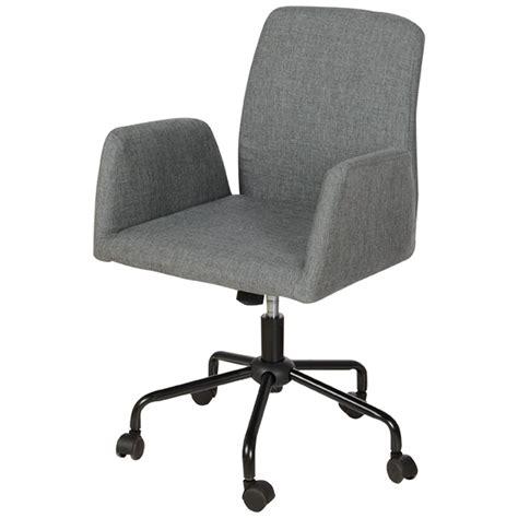 chaise de bureau sur roulettes chaises tabourets matelas canac