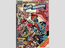 Blue Ribbon Comics #8 Issue