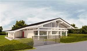 Fertighaus Bungalow Holz : huf haus bungalow modernes fertighaus aus holz und glas huf haus h user pinterest huf ~ Markanthonyermac.com Haus und Dekorationen
