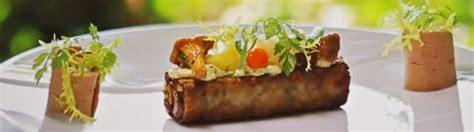 croustillant de confits de canard du p 233 rigord et petits l 233 gumes par vincent arnould foie gras