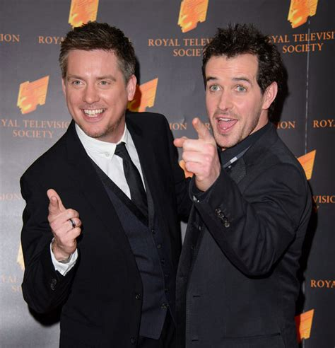 Cbbc's Dick And Dom Celebrate 20 Years Together Tv