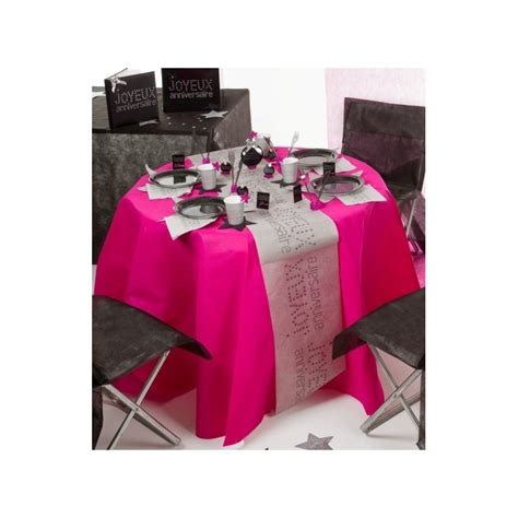 nappe ronde intiss 233 opaque 240 cm nappes rondes intiss 233 mariage f 234 tes