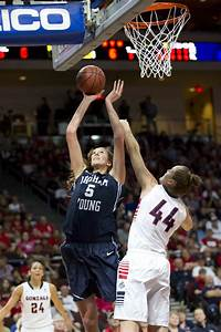 BYU women's basketball team upsets NC State in the first ...