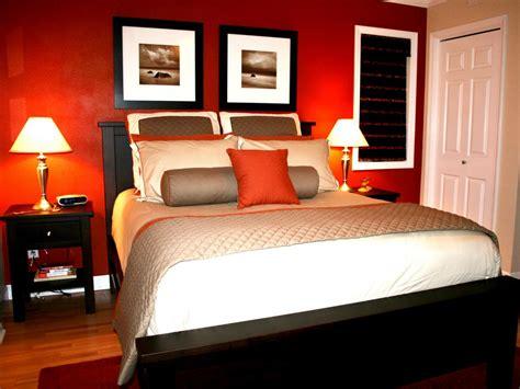 Red Bedrooms : 10 Romantic Bedrooms We Love