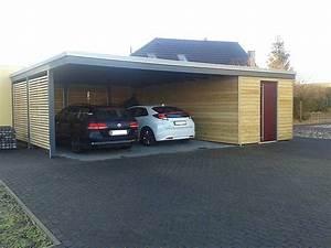 Doppelcarport Mit Schuppen : pin von evi smets auf carport pinterest carport garage und haus ~ Markanthonyermac.com Haus und Dekorationen