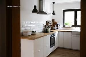 Arbeitsplatte Eiche Massiv Ikea : unsere k che dreierlei liebelei ~ Markanthonyermac.com Haus und Dekorationen