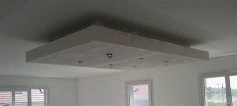 rail placo plafond chassis suspendu montant r45 m45 caisson decaissement faux plafondplaco