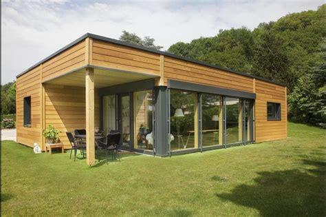 myotte duquet architecture bois reportage construction maisons ossature bois plain pied 100m2