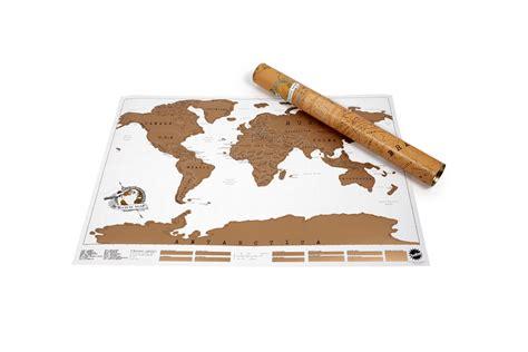 scratch map carte du monde 224 gratter