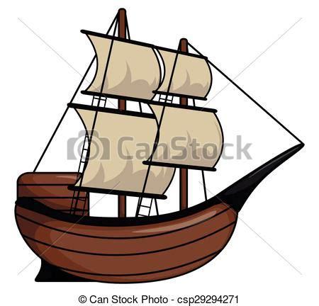 Barco Pirata Ilustracion by Barco Pirata Ilustraci 243 N Caricatura