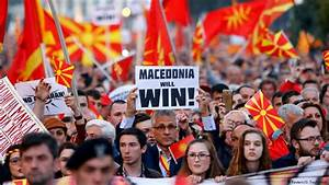 Greece and Macedonia resume negotiations over naming ...