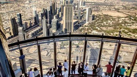 burj khalifa tickets level 124 125