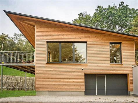 Haus England  Gruber Holzhaus Musterhausnet