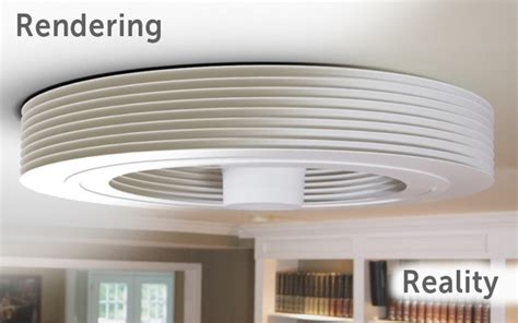 exhale fans truly bladeless ceiling fan contemporary louisville by exhale fans
