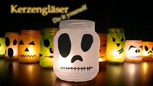 Halloween Deko Tipps : kerzengl ser diy halloween party deko selber machen basteln last minute tipps neu 2015 ~ Markanthonyermac.com Haus und Dekorationen
