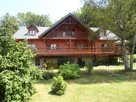 maison 224 vendre en limousin correze clergoux magnifique maison style chalet suisse avec grand