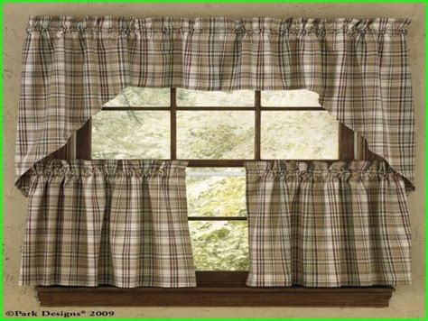 French Country New Curtain Ruffled Thyme Checked Kitchen Window Assorted Style Red Curtains Bedroom Green Stripe Paisley Print And Drapes On A Stage Corner Tub Shower Curtain Rod Pirate Black String Country Panel
