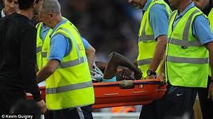West Ham striker Andy Carroll returns to training ahead of ...