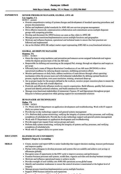 Manager Ar Resume Samples  Velvet Jobs. Designed Resume. Writing A Resume Letter. Coo Resume. Example Objective For Resume. Profile Ideas For Resume. How Do You Add References To A Resume. Resume To Apply To Graduate School. Resume Format For Free Download