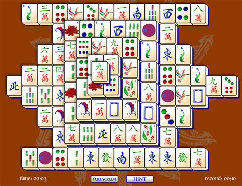 match tiles in puzzle mahjong solitaire mahjong is a traditional tile and
