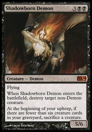 aye commander shadowborn apostle deck