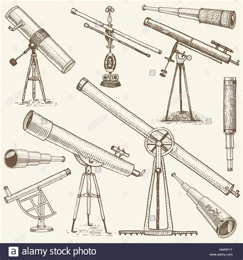 Sextant Quadrant by Sextant And Telescope Stock Photos Sextant And Telescope