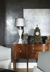 Effekt Farbe Streichen : metallic wandfarbe f r ein luxuri ses ambiente in ihrer wohnung ~ Markanthonyermac.com Haus und Dekorationen