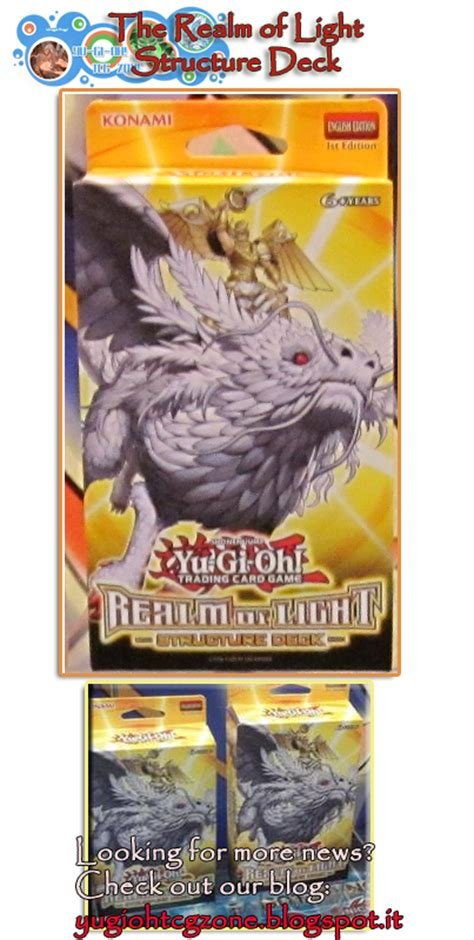 realm of light structure deck spoiler lightsworn structure deck 2014 yu gi oh tcg zone