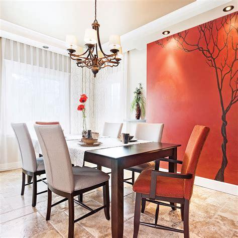 idee deco peinture salon salle a manger fashion designs
