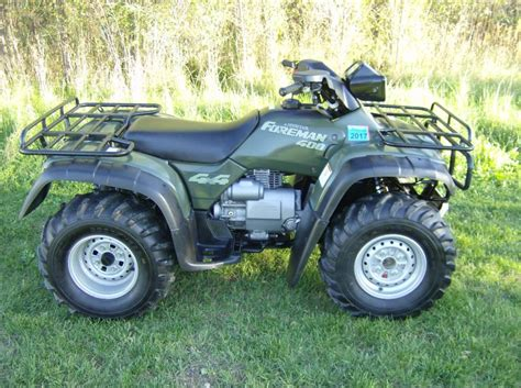 Honda Foreman 400 4x4 Motorcycles For Sale