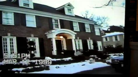 Home Alone House Visit 1999 Youtube