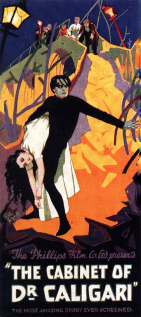 cabinet of dr caligari the