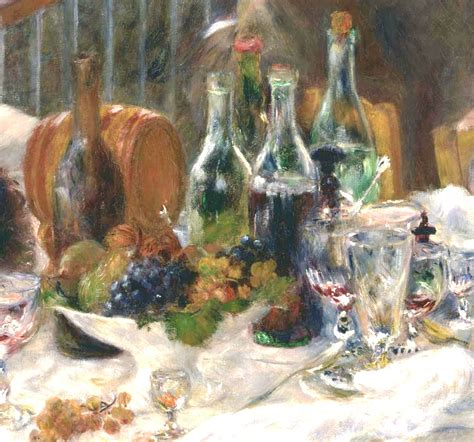 Luncheon Of The Boating Party Npr by Quot El Almuerzo De Los Remeros Quot 1880 81 Pierre Auguste Renoir