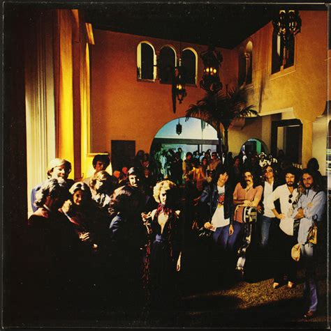 """The Eagles """"hotel California"""" Album Cover Location  Rock And Roll Gps"""