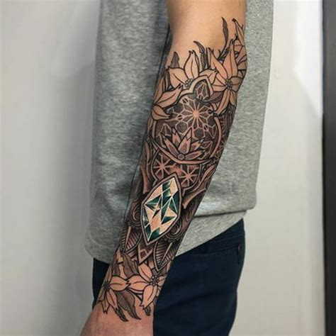 Gambar Tato Mawar Keren Tattoo Art