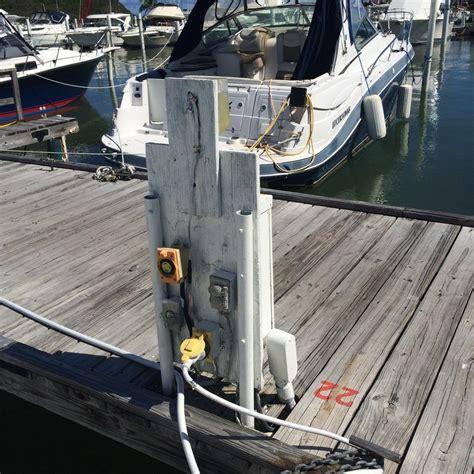Why A Marina Power Pedestal? Hypower