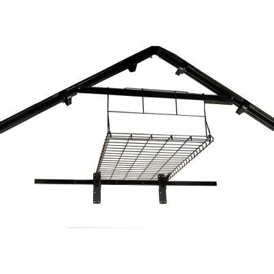 suncast 3 ft 7 in x 2 ft 1 2 in metal shed loft kit for alpine cascade sutton series sheds