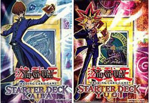 yugioh unlimited edition original yugi kaiba starter