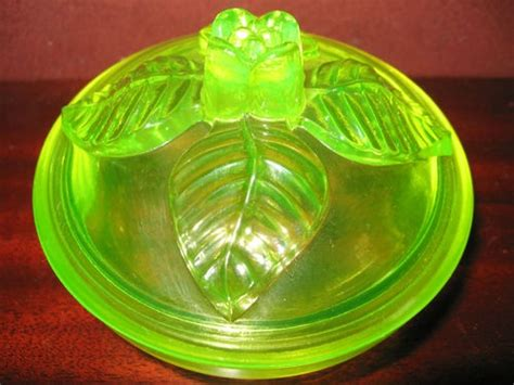 c dresser mckee 128 best images about glowing glass vaseline on