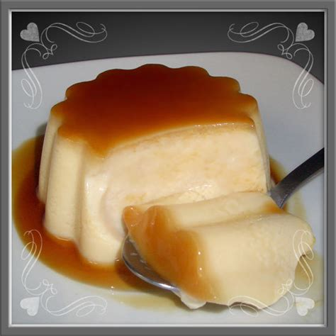 flan vanille caramel maison meilleur que le flanby fait maison par lilouina