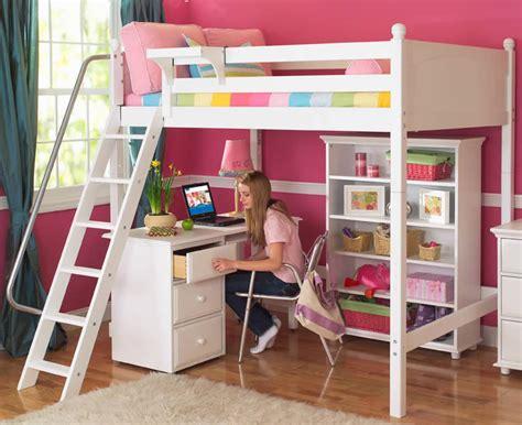solution loft bed desk med home design posters
