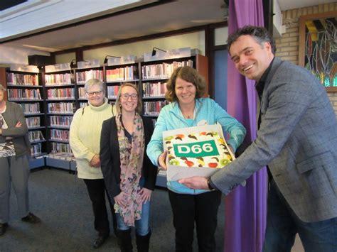 Loosdrecht Bibliotheek by Valentijnstaart Voor Vrijwilligers Bibliotheek Gooi En