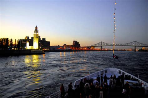 Boat Tour Quebec by Evening Cruise Montr 233 Al Boat Tours Montr 233 Al